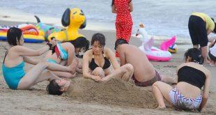 Du lịch Biển Sầm Sơn vào mùa Hè