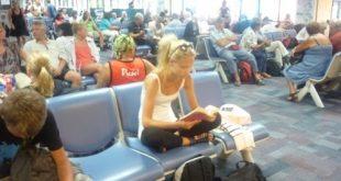 Cách giải trí khi chờ sân bay đi du lịch nghỉ mát