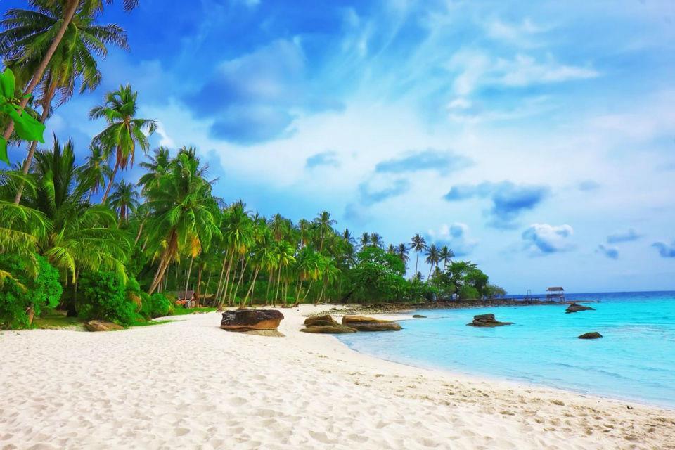 Bãi biển Phú Quốc tuyệt đẹp