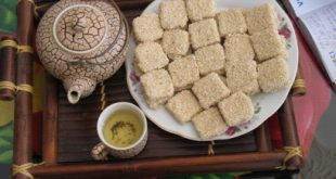 Bánh khô mè đặc sản Đà Nẵng