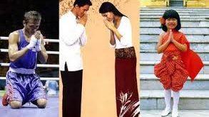 Phong tục Vái của đất nước Thái Lan