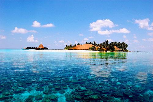 Đảo san hô Thái Lan
