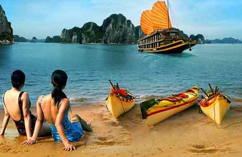 Hạ Long- điểm du lịch hè lý tưởng