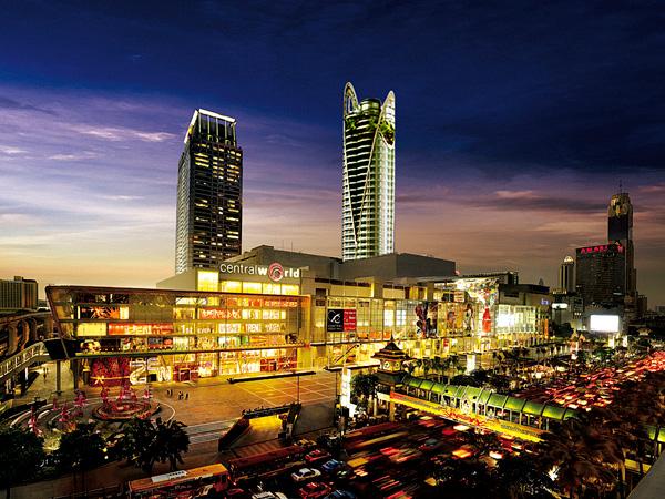 Trung tâm mua sắm nổi tiếng Central World