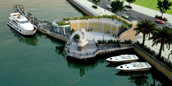 Bến du thuyền Marina đà nẵngBến du thuyền Marina đà nẵng