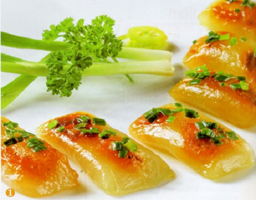 Bánh bột lọc lá Quảng Bình