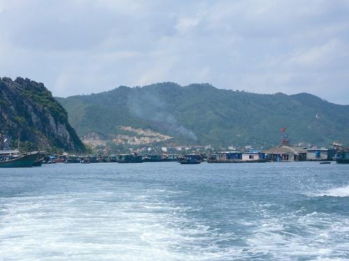 Du lịch biển Quan Lạn