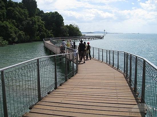 Đến Pulau ubin để ngược dòng thời gian