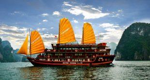 Khám phá Hạ Long trên du thuyền