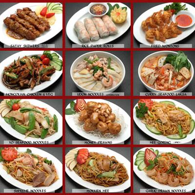 Món ăn Thái nổi tiếng