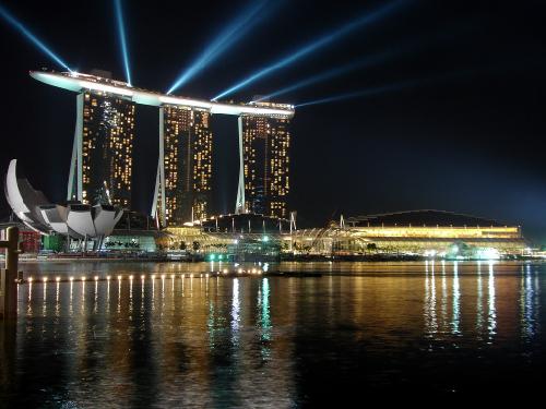 Khám phá SIngapore vể đêm