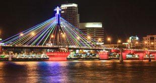 Vẻ đẹp Sông Hàn về đêm