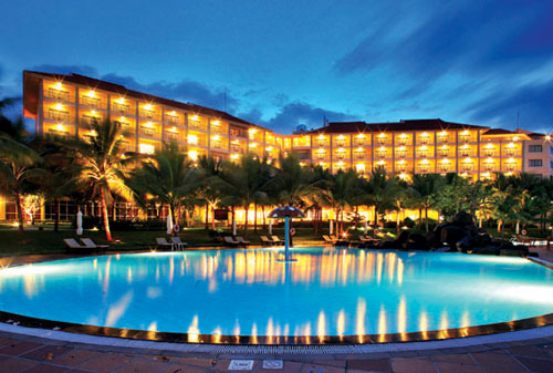 Khách sạn đẳng cấp quốc tế Vinpearl Resort and Spa
