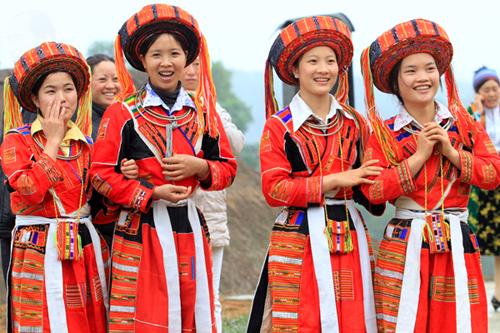 Vẻ đẹp con người Mông ở Hà Giang