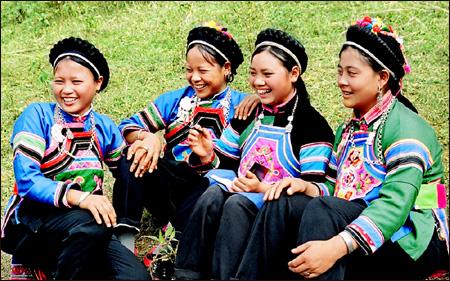 Trang phục phụ nữ người Cờ LaoTrang phục phụ nữ người Cờ Lao