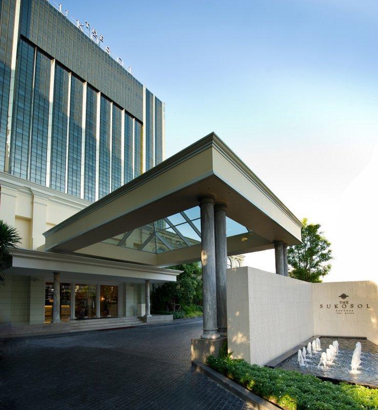 Khách sạn Sukosol ở Bangkok Thái Lan