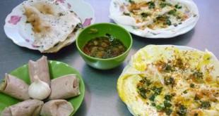 Thưởng thức bánh đập đặc sản Nha Trang