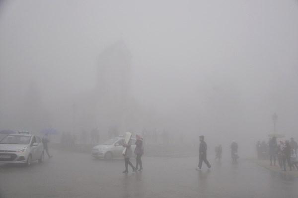 Sapa trong lớp sương huyền ảo