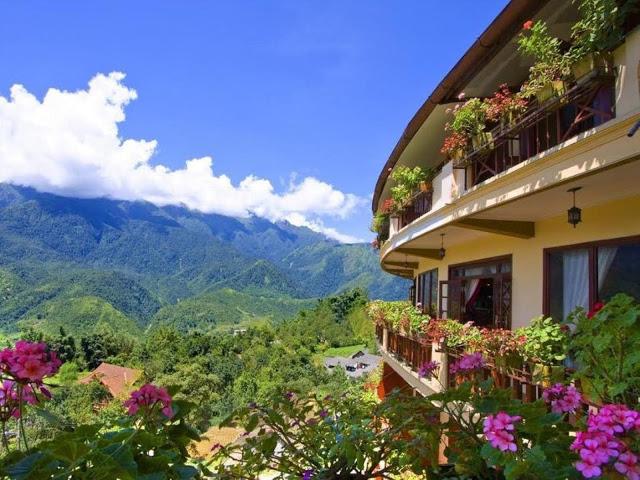 Có nhiều khách sạn để lựa chọn ở Sapa